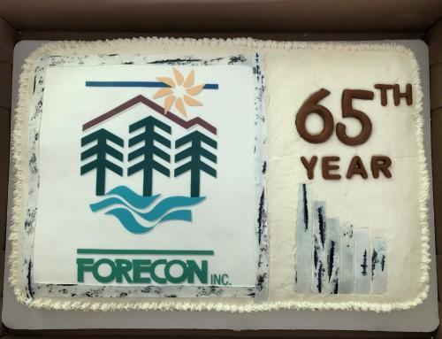 FORECON's 65th Anniversary Celebration Continues at Company Picnic