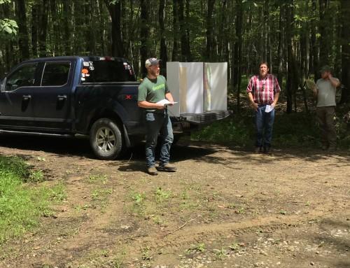 FORECON Participates in SAF Field Tour in Pennsylvania